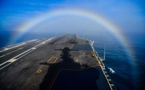 Hàng không mẫu hạm USS John C. Stennis