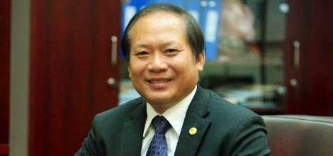 Bộ trưởng Bộ Thông tin và Truyền thông Trương Minh Tuấn vừa được giới thiệu làm Ủy viên Hội đồng bầu cử Quốc gia.