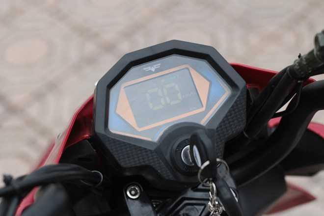 Các dạng mặt đồng hồ hiển thị trên xe đạp điện