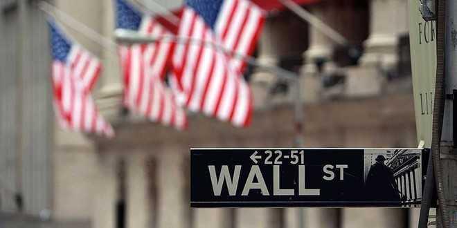 Phố Wall nổi danh là khu vực tập trung nhiều công ty chứng khoán và những tay