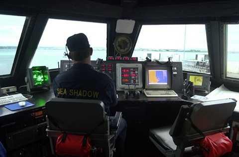 Mặc dù đã có màn thử nghiệm ấn tượng nhưng Sea Shadow vẫn không được Mỹ trọng dụng