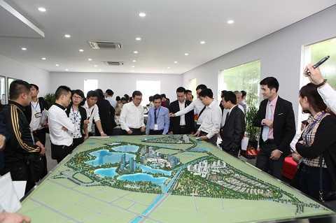Gamuda Gardens được trao giải thưởng Khu đô thị Tốt nhất Hà Nội dành được sự quan tâm của đông đảo khách hàng