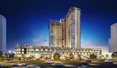 The TWO Residence – một trong những thiết kế ưu việt với những căn hộ hợp lý về tài chính và không gian sống