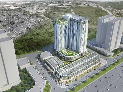 The TWO Residence  - thiết kế ưu việt, sáng tạo đỉnh cao