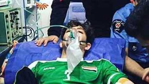 Ismael nhập viện sau trận đấu
