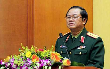 Đại tướng Đỗ Bá Tỵ được bầu làm Phó Chủ tịch Quốc hội