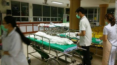 Ít nhất 17 bé gái đã thiệt mạng, 2 người vẫn đang mất tích và 5 người khác bị thương sau vụ hỏa hoạn.