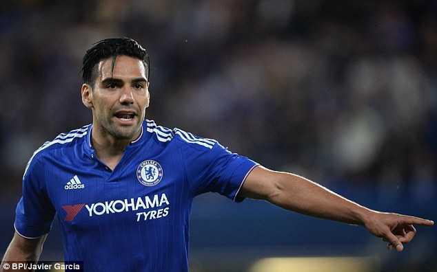 Falcao khó có chỗ đứng tại Chelsea
