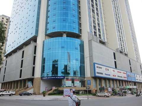Chung cư Hồ Gươm Plaza (phường Mỗ Lao, Hà Đông)