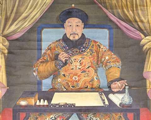 Vua Thuận Đế Thỏa Hoàn mắc chứng lệch lạc tình dục. Ảnh: News.