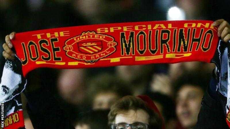 Sử dụng thương hiệu Jose Mourinho như cách trong hình, CĐV Man Utd có thể sẽ gặp rắc rồi, do có tính chất thương mại