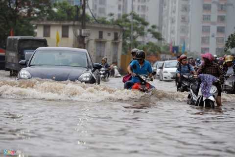 Hệ thống cấp nước hứa hẹn sẽ được cải thiện sau khi Việt Nam vay WB 120 triệu USD