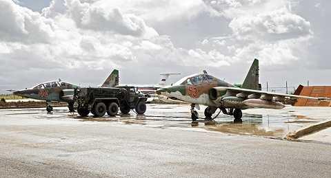 Cường kích Su-25 có phiên bản mới