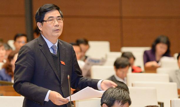 Bộ trưởng Cao Đức Phát