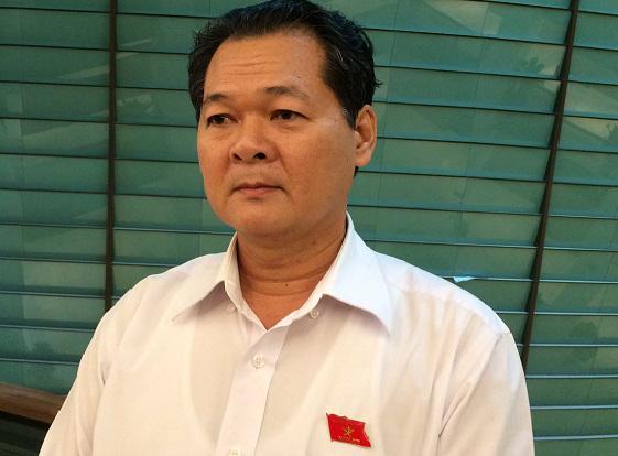 Đại biểu Trương Minh Hoàng (Cà Mau)