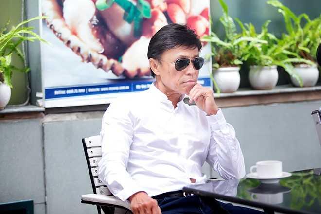 Tuấn Ngọc (sinh năm 1947) tên thật là Lữ Anh Tuấn. Anh được xem như một trong những giọng ca nam xuất sắc nhất của tân nhạc Việt Nam. Ảnh: Hải Bá