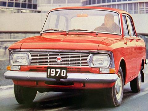 Được sản xuất từ năm 1967 tới 1976,   Moskvitch 412 là một mẫu sedan cỡ nhỏ với động cơ dựa trên cơ sở loại   máy M10 1.5l 4 xi-lanh của BMW. Loại động cơ tương tự đã được BMW sử   dụng trên 2 mẫu xe là 1500 và 1502.