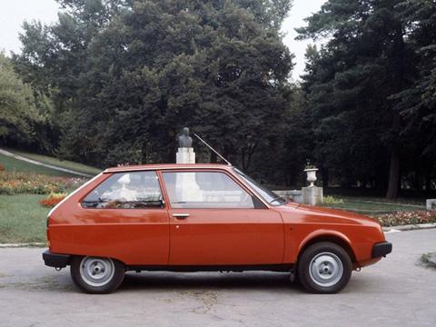 Đáng ra chiếc Oltcit của Rumani đã là một   mẫu xe xã hội chủ nghĩa tuyệt vời với giá rẻ và được chế tạo dưới sự   hợp tác của Citroen. Tuy nhiên do có động cơ dễ hỏng và chất lượng lắp   ráp tồi, chiếc xe đã không thành công. Nhà máy được sử dụng để sản xuất   Oltcit ở Craiova, Rumani nay là nơi chế tạo Ford B-Max.