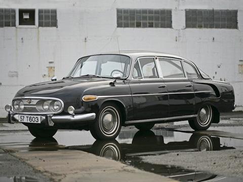 Trong số những mẫu xe Xã hội chủ nghĩa   cũ. có lẽ Tatra 603 của Séc là một trong những mẫu xe sang trọng nhất,   mạnh mẽ nhất với thiết kế