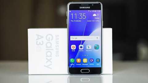 Samsung Galaxy A3 2016 và A5 2016. Lý do   lọt TOP: Galaxy A3 2016 và A5 2016 đều dõi theo phong cách