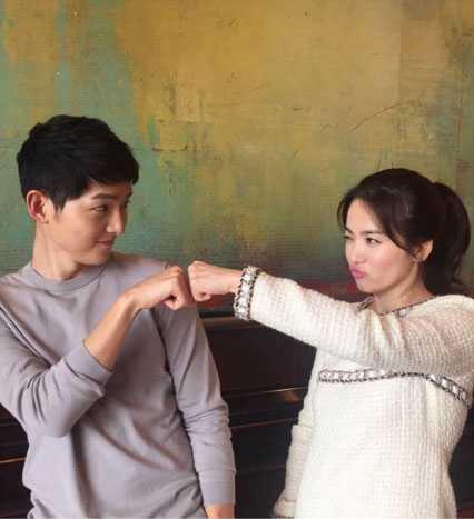 Mối tình trên phim của cặp sao quá đẹp và lãng mạn khiến các fan hy vọng Song-Song cũng hẹn hò ngoài đời thực.