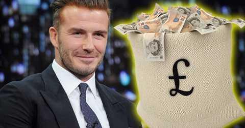 Giải nghệ được gần 3 năm nhưng Beckham vẫn kiếm tiền rất giỏi
