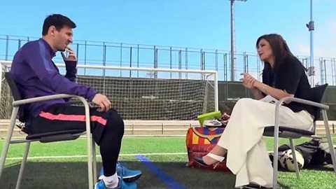 Messi trên sóng truyền hình Ai Cập