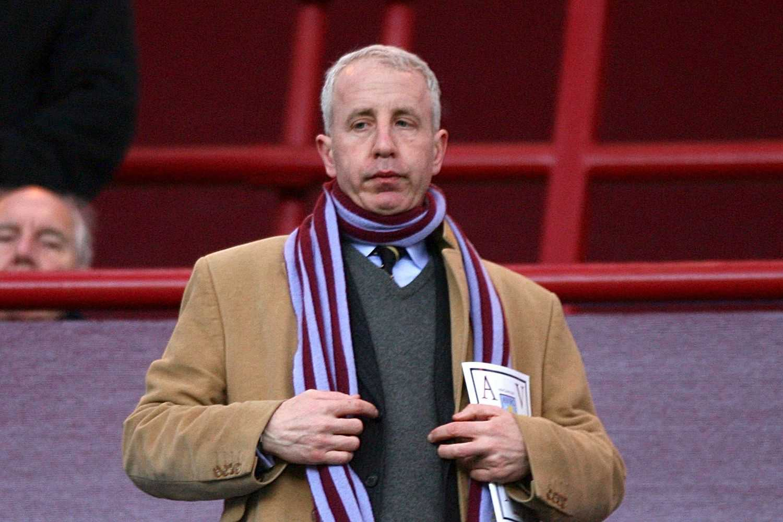 Randy Lerner từ lâu đã không còn mặn mà với Aston Villa