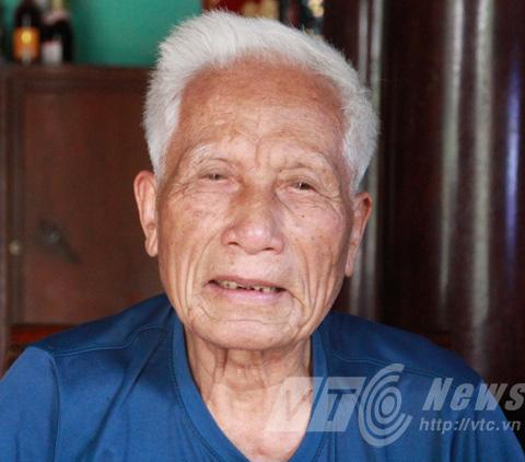 Ông Bồi, nguyên Bí thư xã Tuấn Đạo, kể chuyện về giải khổng lồ