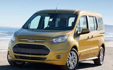 2016 Ford Transit Connect: 22.330 USD
