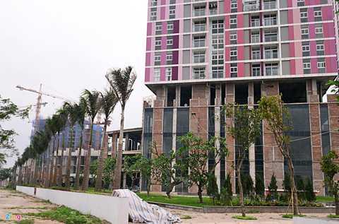 Dự án Usilk City (Hà Đông, Hà Nội)   nằm trên đường Lê Văn Lương