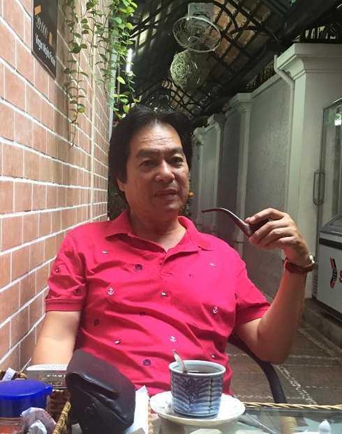 Đạo diễn Đặng Lưu Việt Bảo