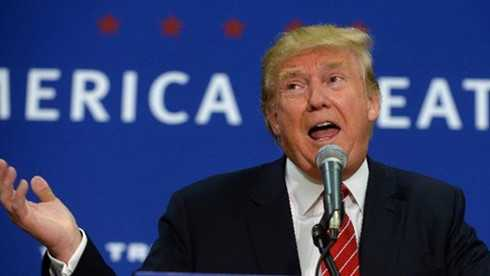 Ông Trump tranh thủ lấy lại cảm tình của phụ nữ bằng cách buộc tội bà Hillary Clinton dung túng hành vi sai trái của ông Bill Clinton với phụ nữ