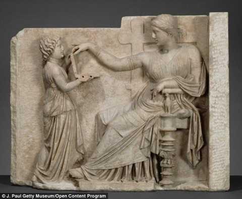 Laptop có từ thời Hy Lạp cổ đại?