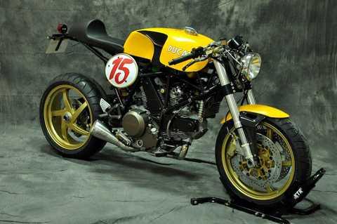 Cái tên Jose Pepo tới từ Madrid, Tây Ban   Nha từ lâu đã trở nên quen thuộc đối với những người thích xe độ Ducati   khi