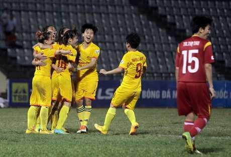 Phong Phú Hà Nam hòa 1-1