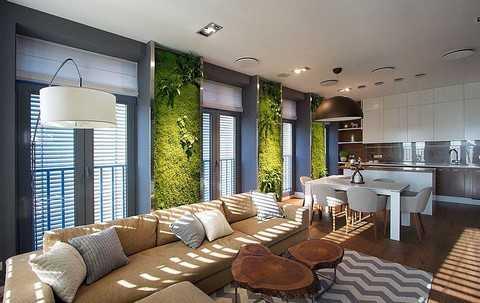 Các căn hộ tại FLC Complex 36 Phạm Hùng đều có không gian mở tận dụng được ánh sáng tự nhiên và gió trời