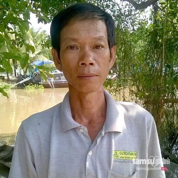 Ông Thanh, người sống trên 3 bộ hài cốt gần 20 năm