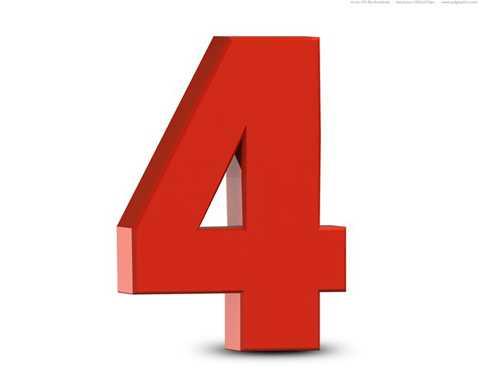 Đối với người Hàn Quốc, số 4 được cho là   con số chết chóc giống như con số 13 của phương Tây. Bởi nỗi sợ số 4   chết chóc nên nhiều tòa nhà thậm chí còn không có tầng 4.