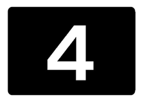 Người Trung Quốc cũng kiêng kỵ con số 4 vì cách phát âm chữ số 4 gần giống như phát âm chữ