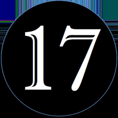 Số 17 được coi là con số đen đủi, không   may mắn ở Italy bởi lẽ con số này tượng trưng cho cái chết vì nó được   viết thành XVII theo số La Mã. Con số này còn xuất hiện trong Kinh thánh   nói về trận đại hồng thủy diễn ra vào ngày 17/2. Trong hệ thống lý giải   giấc mơ bằng số, số 17 đồng nghĩa với sự rủi ro. Do vậy, người dân   Italy tránh sử dụng con số đen đủi này càng nhiều càng tốt.