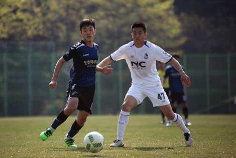 Xuân Trường lần thứ 2 được đá chính tại R-League
