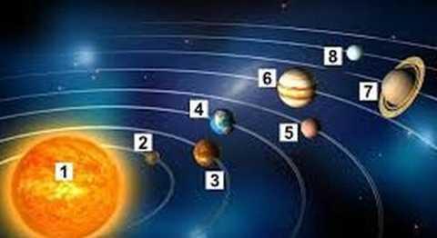 Hành tinh thứ 9 sắp va chạm với Trái Đất. Ảnh minh họa.