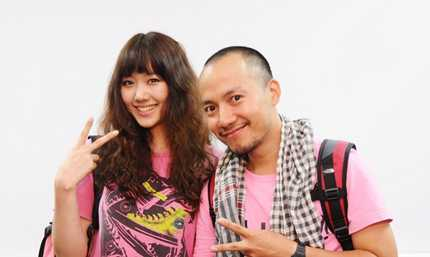 Chuyện tình Đinh Tiến Đạt - Hari Won được biết đến cũng qua Cuộc đua kì thú