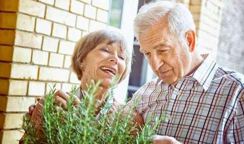 Người dân địa phương truyền tay nhau những loại thảo mộc được cho là có lợi cho sức khỏe.