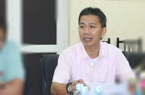 HLV trưởng U19 Việt Nam Hoàng Anh Tuấn