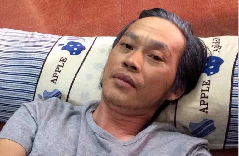 Hoài Linh từng dính nhiều tin đồn thất thiệt.