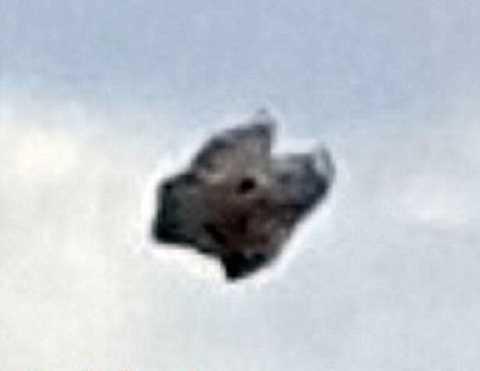 Hình ảnh về UFO nên được giấu kín vì người ngoài hành tinh rất quan tâm chúng ta bảo tồn văn hóa của mình như thế nào. Ảnh Dailymail