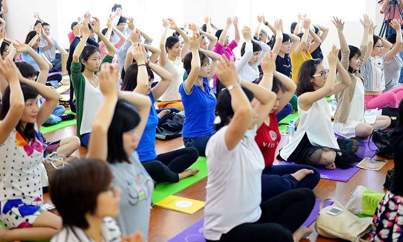 Các bài tập Yoga đơn giản nhưng có vai trò lớn trong phòng tránh và điều trị ung thư