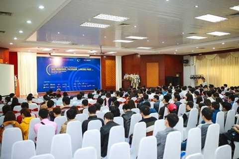 Sự kiện hoành tráng đầu tiên của Facebook tại Hà Nội